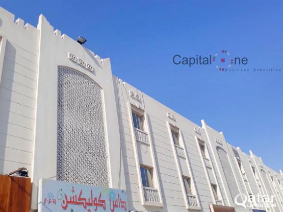 Unfurnished 2 Bedroom Flat │ Al Azizizya
