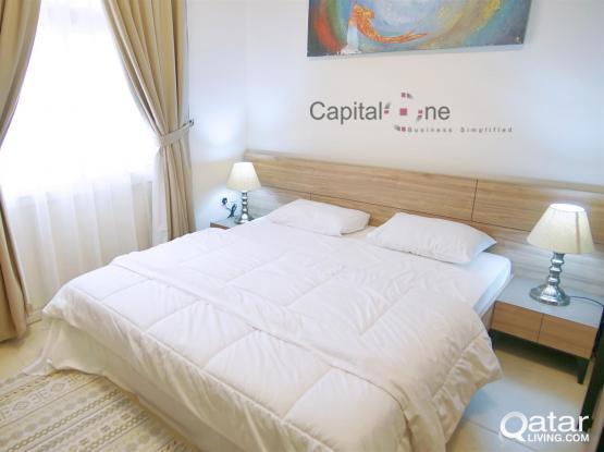 Luxury FF 1 BR  Apartments │ Al Jadeed