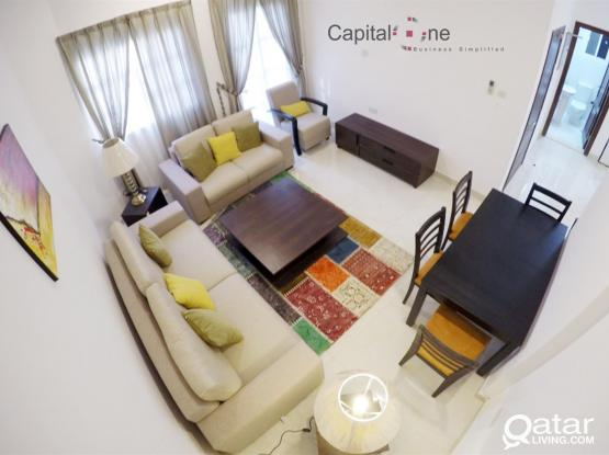 Cozy & Comfortable 3BHK F/F Flats - nr Al Meera (No Commission Charge)