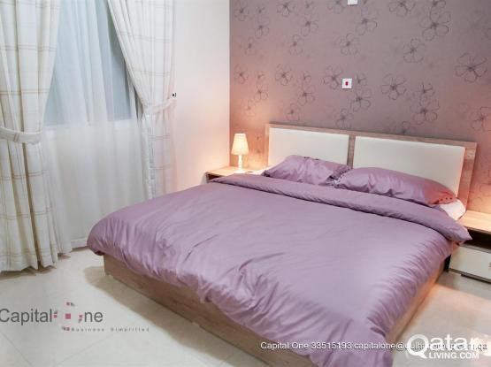 Furnished 1 BR Apartment│Doha Al Jadeed