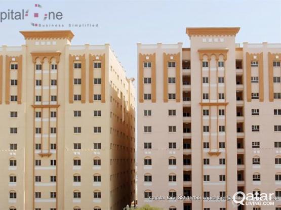 Spacious 3BHK UF Apartments (1 Month Free) │Musheireb