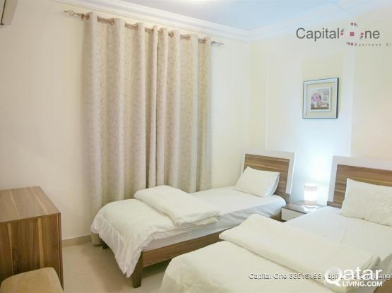 Great Offer! 2 BR FF Apartment│Heart of Doha