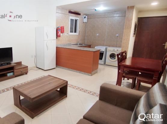 Fully Furnished 1 Bedroom Flat│Doha Al Jadeed