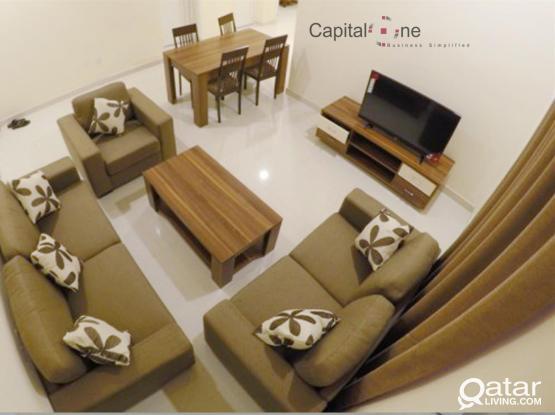 Spacious FF 2 Bedroom Apartments│ Muaither