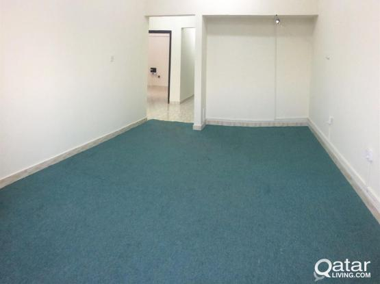 Un-Furnished 2-Rooms Office Space in Salwa Road