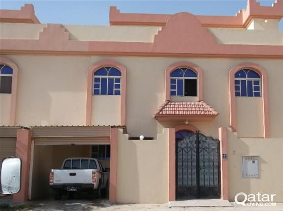 DIRECT OWNER - 6 BHK STAND ALONE VILLA FOR RENT AT AL RAWDA