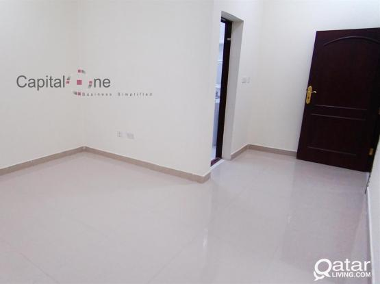 Unfurnished 3BHK Apartment (all including) - NO Commission