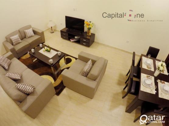 2 Bedroom Compound Apartments│Muaither