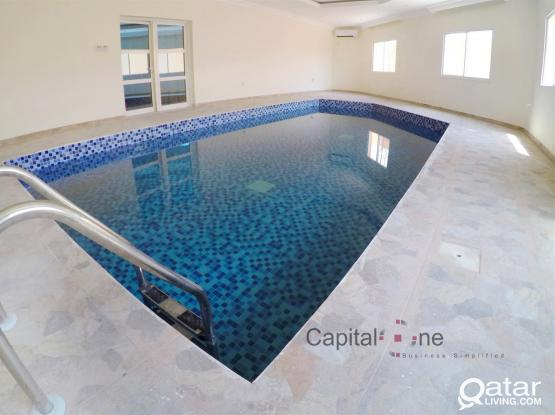 F/F 1BHK (Compound Apartment) nr Aspire Zone (all inclusive with Pool & Gym)
