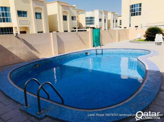 6 BEDROOM   FULL VILLA FOR RENT BACHELORS AND COMPANY STAFFS IN AL WAKRAH