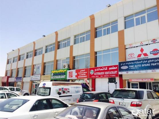 OFFICE SPACE FOR RENT IN INDUSTRIAL AREA OPPOSITE TO NISSAN SHOWROOM