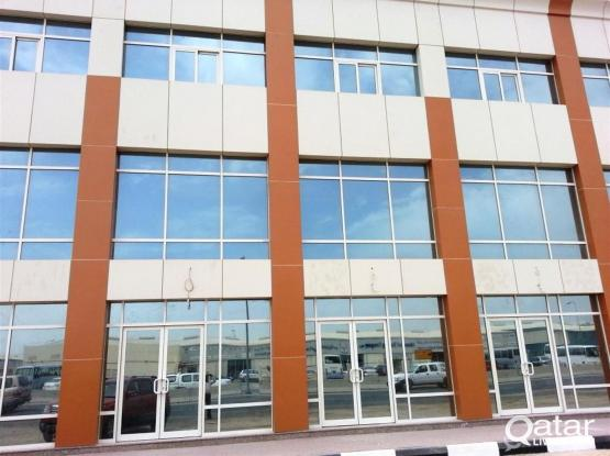 SHOP  FOR RENT IN INDUSTRIAL AREA .... CALL 50813401