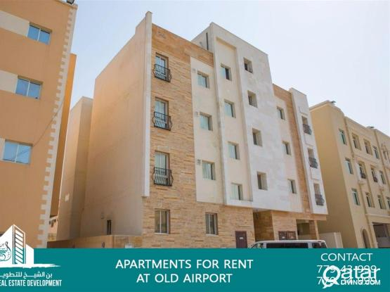 Fully Furnished Apartment For Rent in Old Airport Area