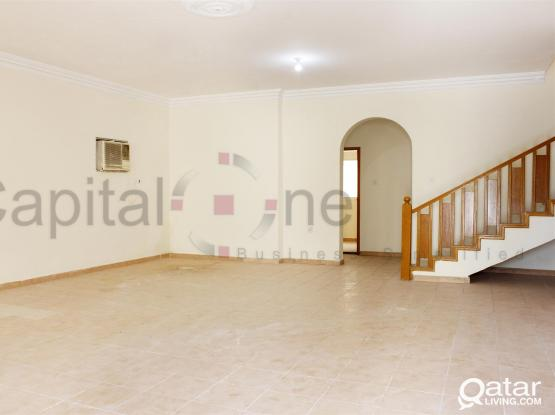 Spacious 5 BR Unfurnished Villa (Bachelors)│Al Rawda