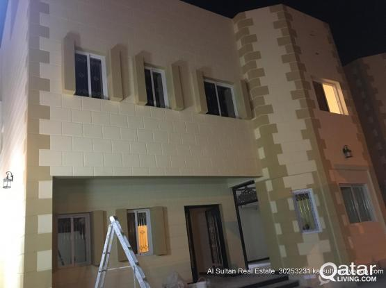 Brand new spacious STUDIO villa apartment Available at thumama near kahrama