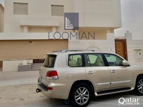 Brand new 8 B/R Semi-commercial Villa in Ain khalid