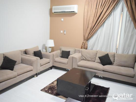 AMAZING SERVICE HOTEL FULLY-FURNISHED APARTMENT FOR FAMILY IN GHANIM.