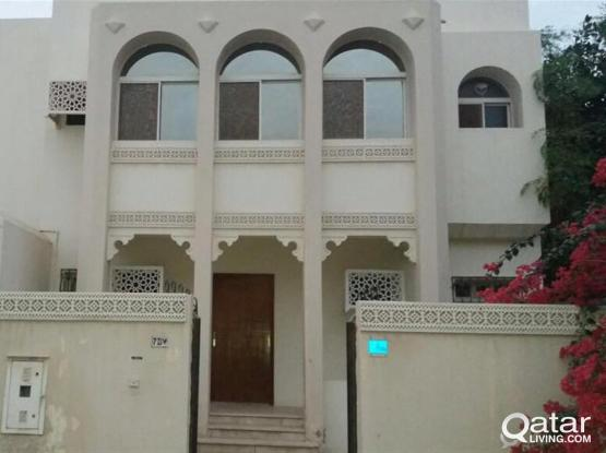 **** NO COMMISSION **** VILLAS AVAILABLE FOR RENT NEAR AL ARABI SPORTS CLUB IN HILAL FOR E