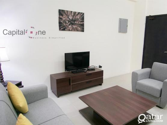 Furnished 1 BR at a Great Deal│Al Jadeed