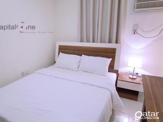 Best Price FF 1 Bedroom Flat │Old Al Ghanim