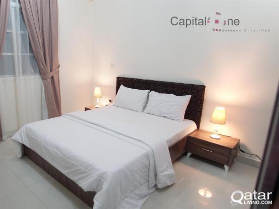 Coooozy 1 Bedroom Flat │Umm Ghuwailina
