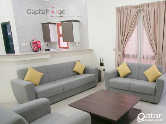 Furnished 1BR at a Great Price!│Al Jadeed