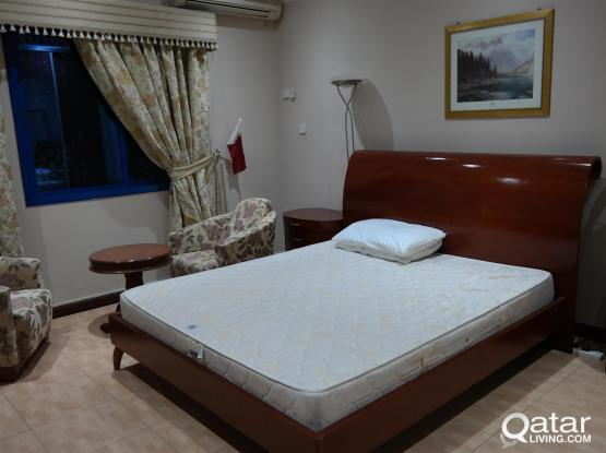 very nice furnished studio for rent in Dafna inclu
