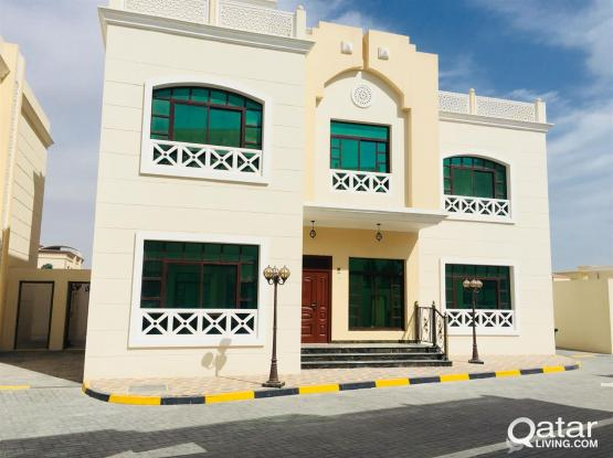 BRAND NEW EXECUTIVE BACHELOR COMPOUND VILLA AVAILABLE IN AIN KHALED
