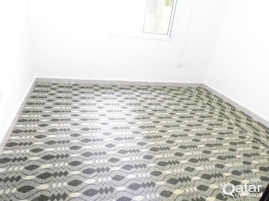 2 BED FULL BATHROOM   AVAILABLE IN NAJMA / AL MANSOURA  NEAR HOT BREAD  BAKERY