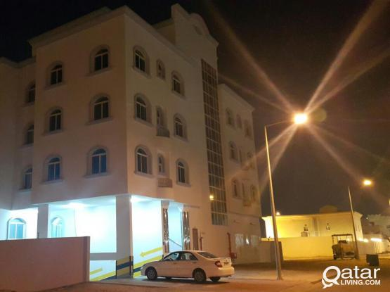 STUDIO APARTMENT AVAILABLE IN WAKRAH, WATER AND ELECTRICITY INCLUDED