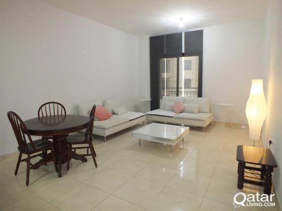 Fully Furnished One BHK Apartment For Rent In Lusail