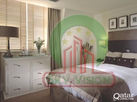 Stunning 2 BHK U/F Apartment in Bin Omran, NO COMM