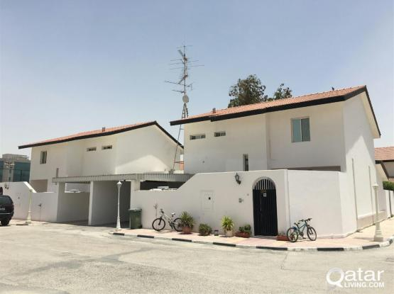 compound villa in doha