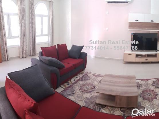 Brand New Furnished  Villa Compound - Rawdat Matar - No Commission