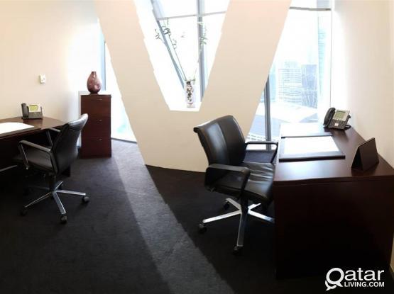 60 SQM Premium office with License