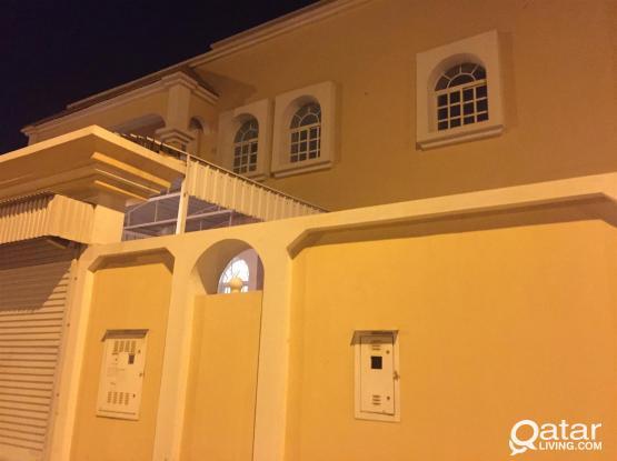 1BHK  VILLA PORTION AT AL WAKHARA JEBAL