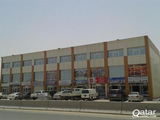 SHOP FOR RENT IN INDUSTRIAL AREA STREET NO 08