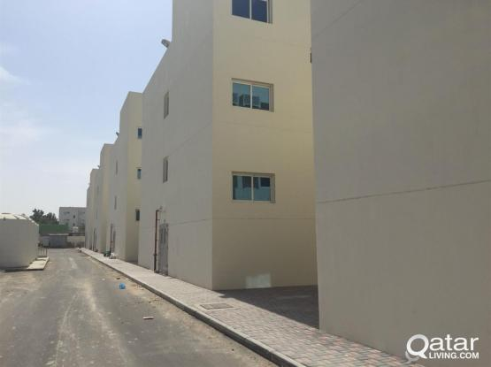 12, 60,120ROOMS CAMP FOR  RENT IN INDUSTRIAL AREA