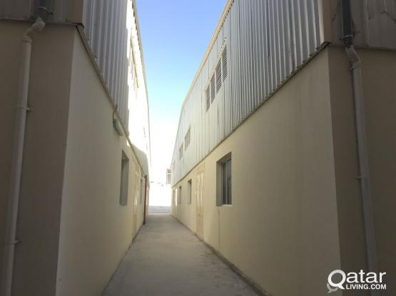 4 STORES 3000m.   FOR RENT IN INDUSTRIAL AREA