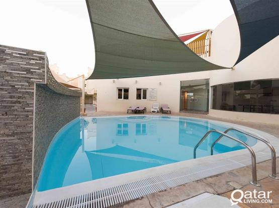 Cheapest Rental |4BR villa, semi furnished, including utilities, Calm & peaceful atmos