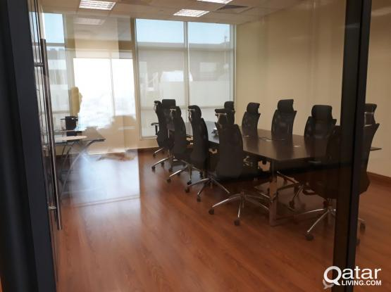 30 Sqm Fully Furnished Office at Sadd