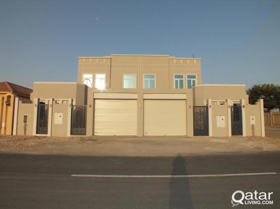 Stand Alone Villa With Privet Swimming Pool In Umm Qarn