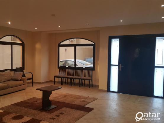 FULLY FURNISHED 5 MASTER  BEDROOM COMPOUND VILLA  IN AL WAAB