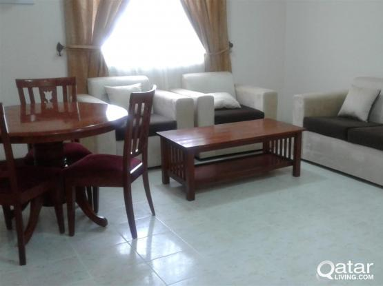 No Commission Fully Furnished 1 Bhk with Sharing Internet at Mushaireb Behind Ameri Hotel
