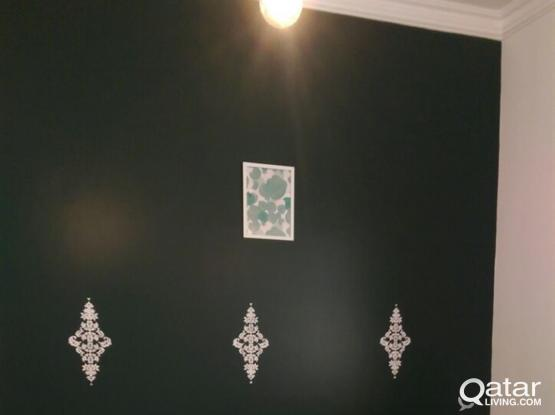 Fully Furnished Cheeful studio Apartment-Near Muntazah Signal/C ring road