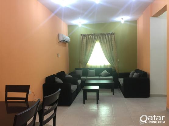 (**NO COMMISSION**) FULLY FURNISHED 2BHK IN BEST PRICE @MANSOURA