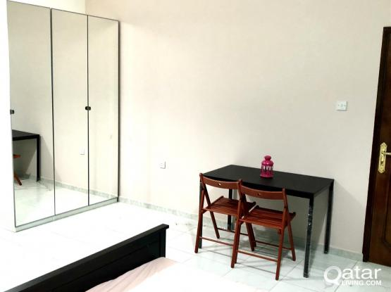 Fully Furnished Apartment@Gharaffa/Educational City-No commission
