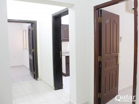 Unfurnished 2 Bedroom Flats - BACHELORS only │ Old Al Ghanim