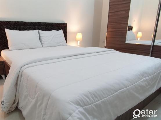 Check this 1 Bedroom Apartment in Umm Ghuwailina!
