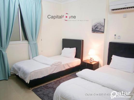 Furnished 2 Bedroom Apartments│Doha Al Jadeed